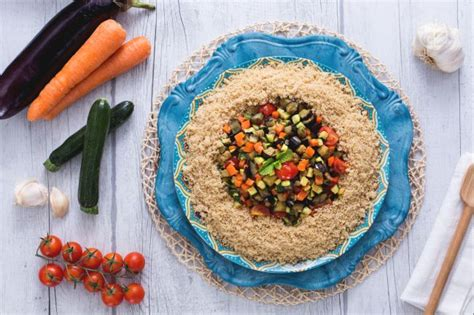 Ricetta Couscous alle verdure - La Ricetta di GialloZafferano