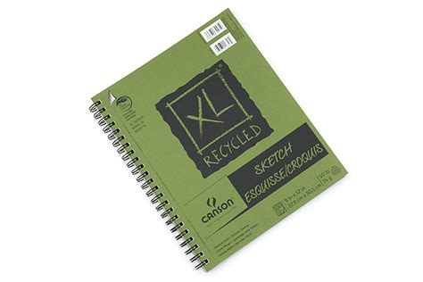 sketchbook canson xl canson xl recycled sketch pad 9 quot x 12 quot jetpens