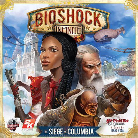 Promo Bioshock Infinite The Siege Of Columbia Board bioshock infinite the siege of columbia