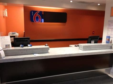 motel 6 front desk front desk picture of motel 6 kingston kingston