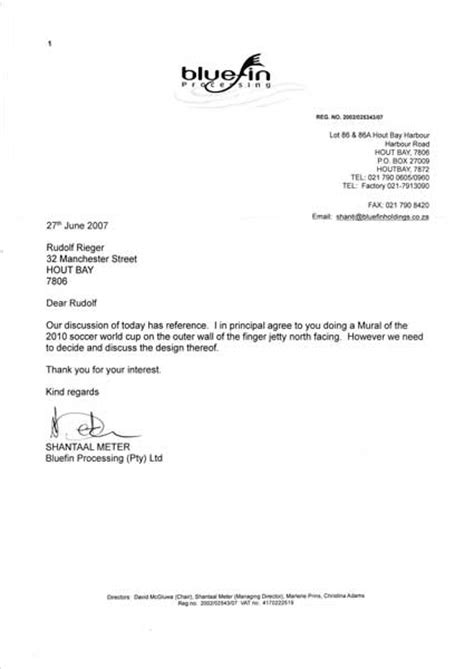 Endorsement Letter For Deployment Letter Sle And Format Employee Warning Letter Warning Letter To Employee With Sle Email