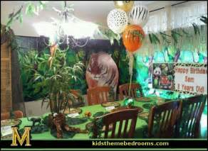 jungle themed home decor decorating theme bedrooms maries manor party theme decorations party supplies party props