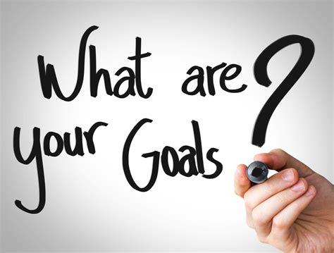 career goals ideal vistalist co