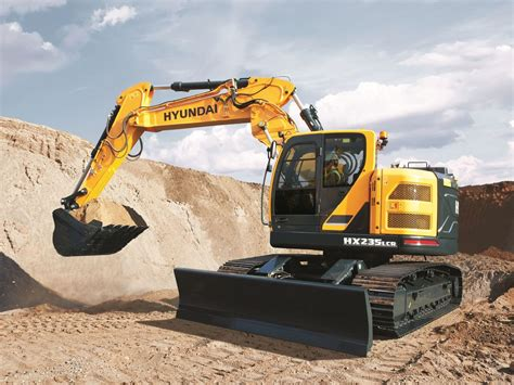 hyundai excavators india hx235 lcr crawler excavator hyundai construction