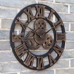 45 cm d 233 coratif horloge murale magasin de salon r 233 tro