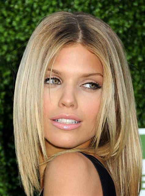 Hairstyles Medium Length Thin Hair by 29 Medium Length Hairstyles For Thin Hair