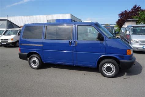 VW T4 Transporter Bleu 2.5TDI 102CH automatique Au Top Auto, vente de vans d'occasion à