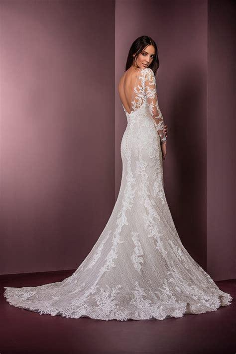 Lace Style Wedding Dresses by Ellis Bridals 2017 Wedding Dress Collection Ellis Bridals