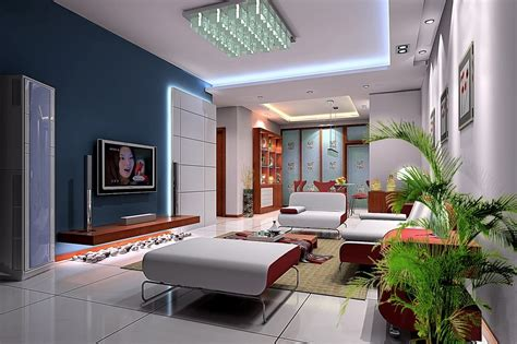 Simple 3d interior design living room 3d house free 3d house