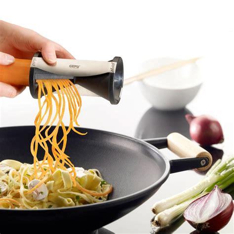 Vegetable Spiral Slicer gefu spirelli spiral vegetable cutter create endless