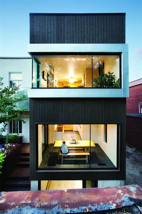 old modern berri residence designed by naturehumaine keribrownhomes