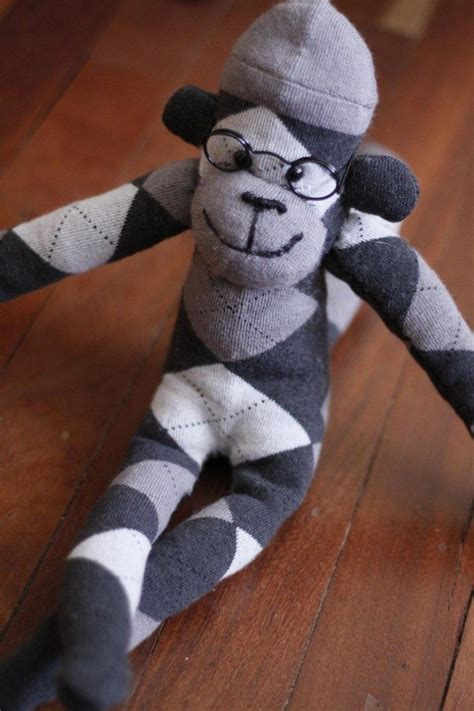 diy sock monkey easy sock monkey sock monkeys