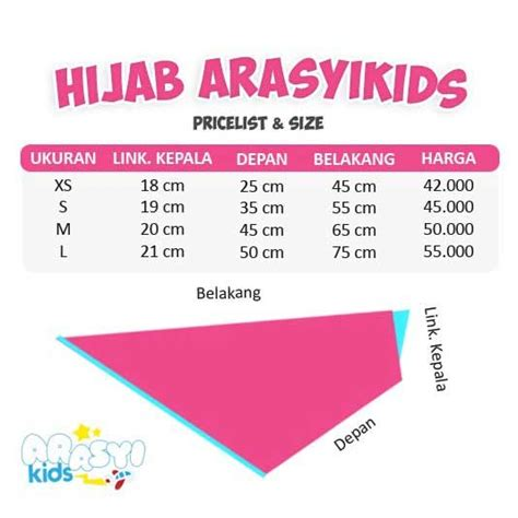 Jilbab Anak Muslim Afrakids Ukuran S jilbab anak arasyikids arsk hsbb syria jual