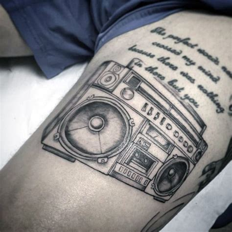 boombox tattoo designs school boombox drawing at getdrawings free for
