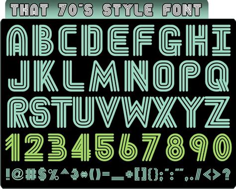 typography 1960s 78 images about 1960 s 1970 s fonts graphic on