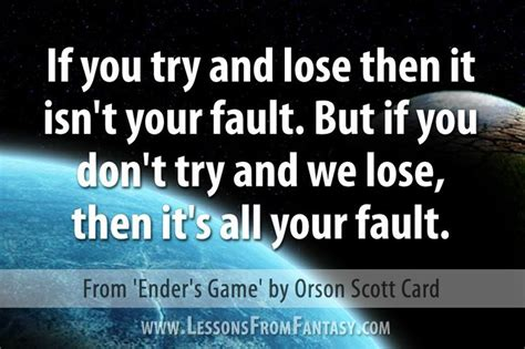 quotes from ender s leader quotes from enders quotesgram