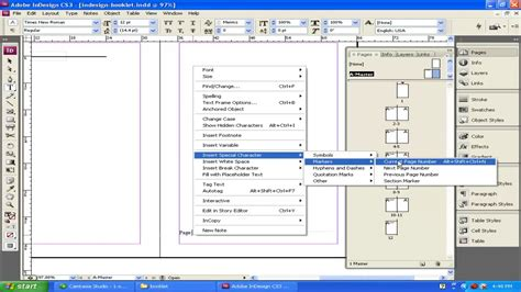 tutorial in design youtube how to use adobe indesign step by step tutorial to make a