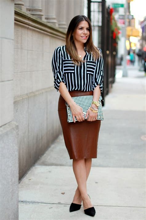 top 10 totally trendy ways to wear leather shorts and
