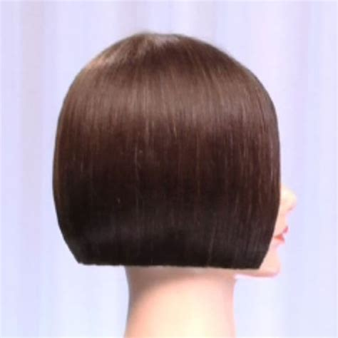 square bob dci education classic 5 square line bob haircut