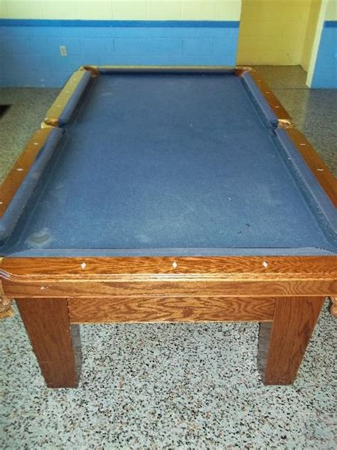proline billiard table lot of 2 proline altamonte billiard pool tables 4x8 ebay