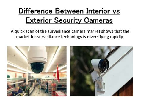 interior home security cameras advantages of interior and exterior security cameras