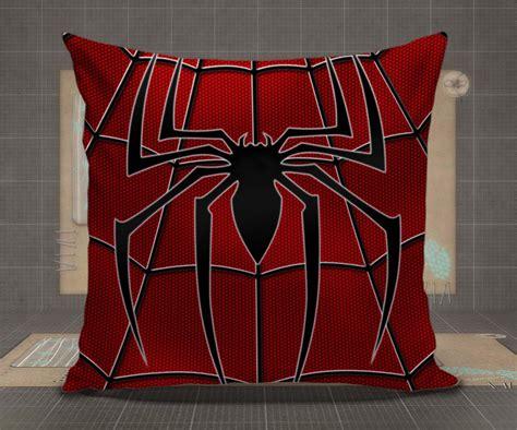 spiderman pillow pattern spiderman marvel superhero bed kids from dozepalace com