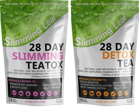 Slim Tea Detox Review by Herbalist Report