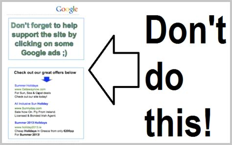 adsense guidelines notes from a google adsense hangout on policies