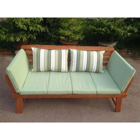 outdoor timber bench seats outdoor timber sun lounge daybed bench seat buy 30