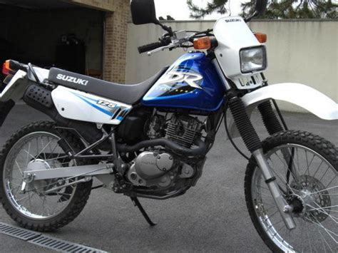 Dr 125 Suzuki Suzuki Suzuki Dr 125 Se Moto Zombdrive