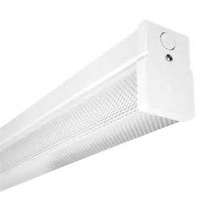 4ft single t8 fluorescent with prismatic diffuser