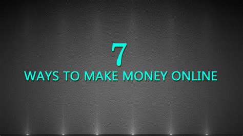 7 Ways To Make Money Online - how to download pictures from google drive to pc