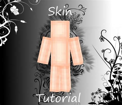 Blogger Skin Tutorial | mymagic skin tutorial minecraft blog