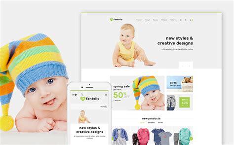prestashop themes clothing infantello infant clothing store prestashop themes