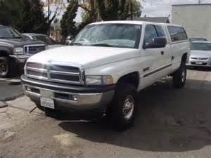 Used 2500 Dodge Ram Dodge Ram 2500 Diesel 2001 California Mitula Cars