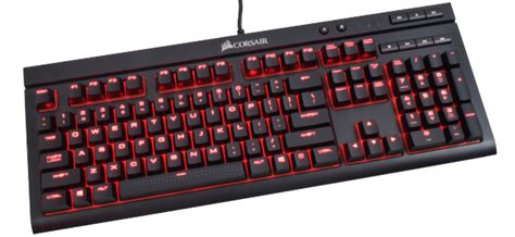Keyboard Komputer Sturdy Corsair S K68 Water Resistant Gaming Keyboard Reviewed
