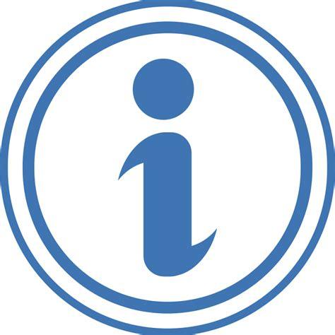 imagenes png para iconos imagenes sin copyright icono de informaci 243 n azul