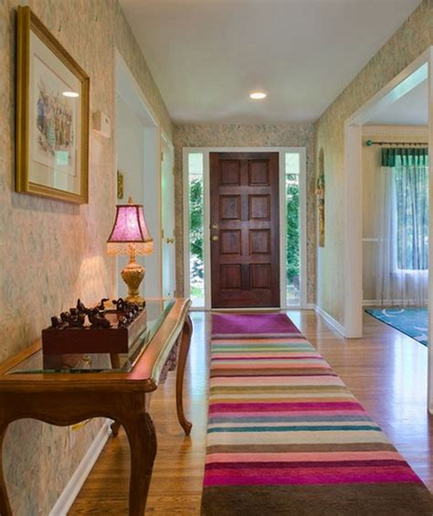 Hallway Runner Rug Ideas How You Can Dress Up Narrow Spaces Using Hallway Runners