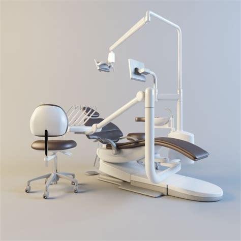 Adec Chair Models - dental chairs 3d model max obj fbx mtl cgtrader