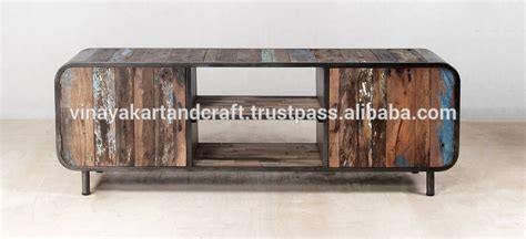 Rosewood Kitchen Cabinets industrial style wooden tv stand vintage tv stand buy
