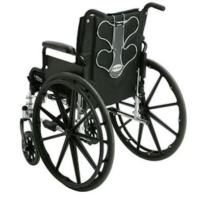 Roho Airhawk Truck Comfort Cushion by Roho Retroback Support System Roho Wheelchair Back