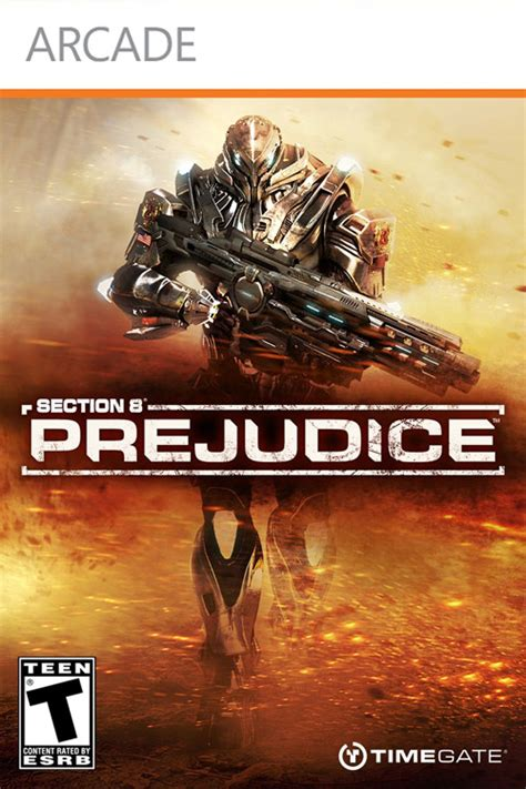 section 8 prejudice recensione