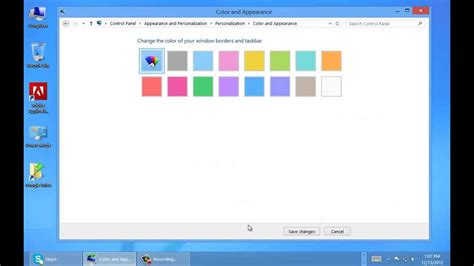 window colors adjusting window title colors in windows 8 for ui