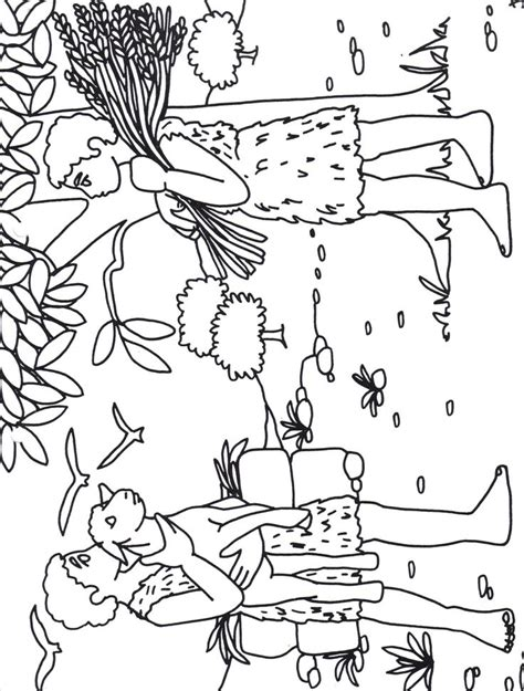 adam and eve cain and abel coloring page 83 adam and eve cain and abel coloring page click