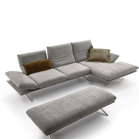 Sofa Koinor by Koinor Sofa Francis In Grau M 246 Bel B 228 R Ag