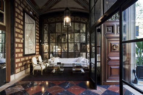 home design store barcelona cotton house hotel barcelona mixes neoclassical elements