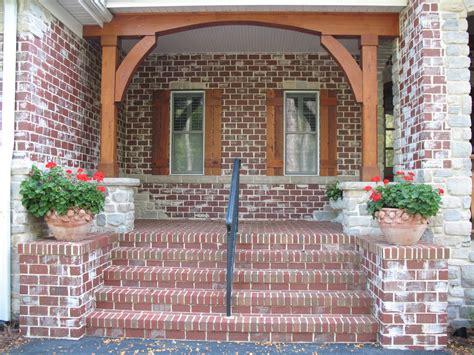brick porch designs for houses top 28 brick front porches bluestone brick front entrance steps masonry patios