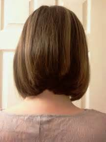 angled and feathered back hair dos angled bob back view with layers hair cuts by me