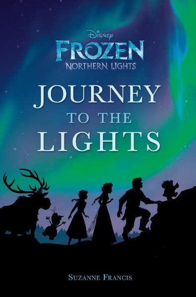 northern lights the six series volume 6 books journey to the northern lights with new frozen book series