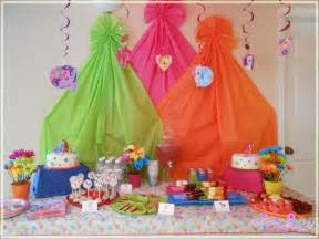 Diy Ceiling Draping My Little Pony Rainbow Birthday Party Just Shy Of Perfection